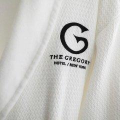 The Gregory Hotel удобства в номере фото 2