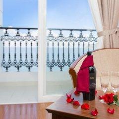 Отель Regalia Hotel Вьетнам, Нячанг - отзывы, цены и фото номеров - забронировать отель Regalia Hotel онлайн балкон