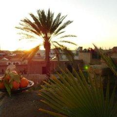 Отель Riad Assalam Марокко, Марракеш - отзывы, цены и фото номеров - забронировать отель Riad Assalam онлайн приотельная территория