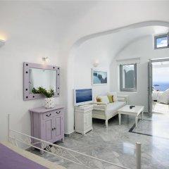 Отель Iliovasilema Suites Греция, Остров Санторини - отзывы, цены и фото номеров - забронировать отель Iliovasilema Suites онлайн комната для гостей фото 5