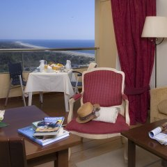 Отель Yellow Praia Monte Gordo комната для гостей фото 3