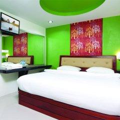 Отель Krabi Orchid Hometel Таиланд, Краби - отзывы, цены и фото номеров - забронировать отель Krabi Orchid Hometel онлайн комната для гостей