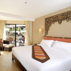 Отель Garden Cliff Resort and Spa комната для гостей фото 5