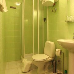 Гостиница Атлантика 3* Стандартный номер с разными типами кроватей фото 6