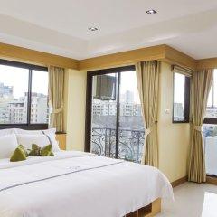 Отель Sillemon Garden Бангкок комната для гостей