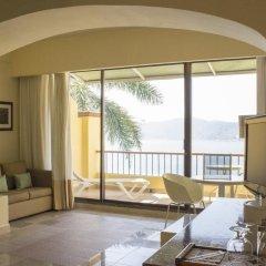 Отель Camino Real Acapulco Diamante комната для гостей фото 3