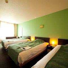 Отель AILE Беппу сейф в номере