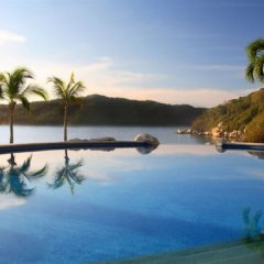 Отель Camino Real Acapulco Diamante с домашними животными