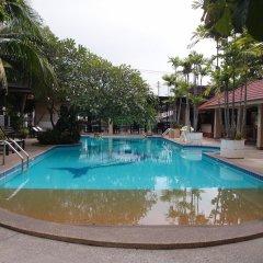 Отель Blue Garden Resort Pattaya бассейн фото 2