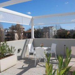 Отель Villa Del Mare Римини балкон