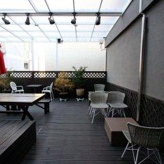 Отель Amiga Inn Seoul гостиничный бар