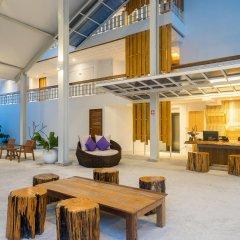 Отель White Sand Samui Resort Таиланд, Самуи - отзывы, цены и фото номеров - забронировать отель White Sand Samui Resort онлайн интерьер отеля фото 2