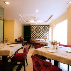 Отель The Pearl - A Royal Residency Индия, Нью-Дели - отзывы, цены и фото номеров - забронировать отель The Pearl - A Royal Residency онлайн питание фото 3