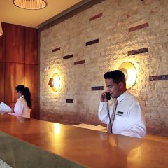 Real Marina Hotel & Spa Природный парк Риа-Формоза интерьер отеля