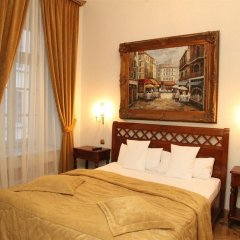 St. George Residence All Suite Hotel Deluxe комната для гостей фото 2