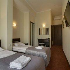 Гостиница Адажио комната для гостей фото 5