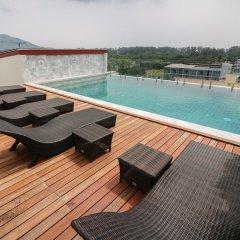 Отель Nida Rooms Naiyang 6 Sakhu бассейн фото 2