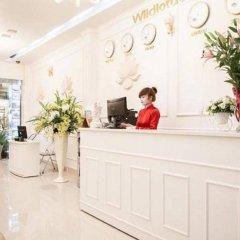 Отель Wild Lotus Hotel - Hoan Kiem Вьетнам, Ханой - отзывы, цены и фото номеров - забронировать отель Wild Lotus Hotel - Hoan Kiem онлайн интерьер отеля