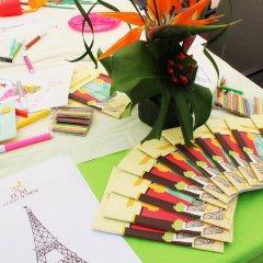 L'Hotel du Collectionneur Arc de Triomphe детские мероприятия фото 2