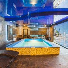 Гостиница AQUAMARINE Hotel & Spa в Курске 4 отзыва об отеле, цены и фото номеров - забронировать гостиницу AQUAMARINE Hotel & Spa онлайн Курск бассейн