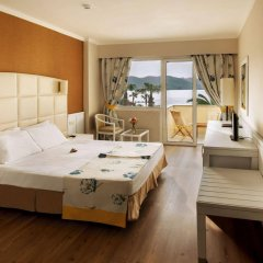 Marmaris Resort & Spa Hotel Турция, Кумлюбюк - отзывы, цены и фото номеров - забронировать отель Marmaris Resort & Spa Hotel онлайн комната для гостей фото 3