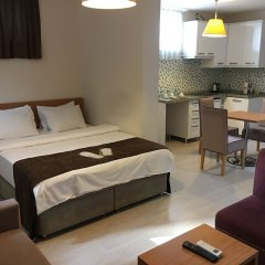 Tuzla Hill Suites Турция, Стамбул - отзывы, цены и фото номеров - забронировать отель Tuzla Hill Suites онлайн комната для гостей