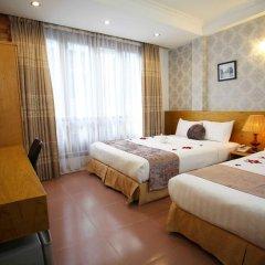 Отель Madam Moon Hotel Вьетнам, Ханой - отзывы, цены и фото номеров - забронировать отель Madam Moon Hotel онлайн комната для гостей фото 2