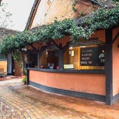 Отель Dhulikhel Mountain Resort Непал, Дхуликхел - отзывы, цены и фото номеров - забронировать отель Dhulikhel Mountain Resort онлайн интерьер отеля