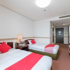 Отель OYO Hotel Toyama Joshi Koen Япония, Тояма - отзывы, цены и фото номеров - забронировать отель OYO Hotel Toyama Joshi Koen онлайн комната для гостей