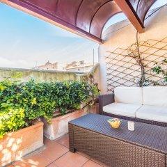 Отель RSH Pantheon Amazing Terrace Италия, Рим - отзывы, цены и фото номеров - забронировать отель RSH Pantheon Amazing Terrace онлайн балкон