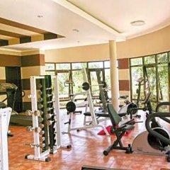 Отель Long Hai Beach Resort фитнесс-зал фото 2
