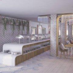 Отель Mediterranean Bay - Только для взрослых гостиничный бар