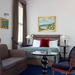 Отель SCOTSMAN Эдинбург комната для гостей
