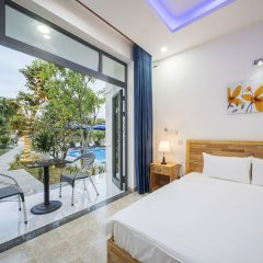 Tran Family Villas Boutique Hotel комната для гостей фото 3