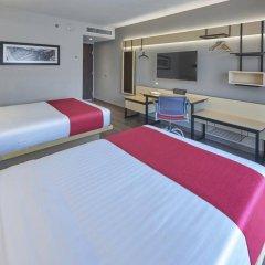 Отель City Express Tlalpan Мексика, Мехико - отзывы, цены и фото номеров - забронировать отель City Express Tlalpan онлайн комната для гостей фото 2
