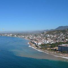 Отель Puerto Vallarta 2br condo Loma del Mar пляж