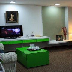 Отель Summit Pavilion Бангкок комната для гостей фото 5
