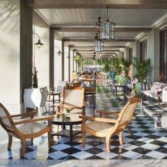 Отель The St. Regis Mauritius Resort бассейн