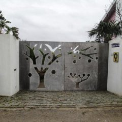 Отель Quinta Da Meia Eira Орта парковка