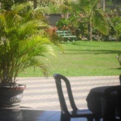 Отель Larns Villa балкон