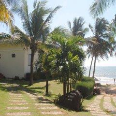 Отель Lotus Muine Resort & Spa Вьетнам, Фантхьет - отзывы, цены и фото номеров - забронировать отель Lotus Muine Resort & Spa онлайн пляж