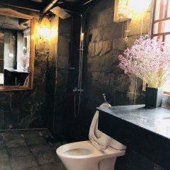 Отель An Bang Memory Bungalow ванная фото 2
