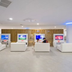 Отель Playasol The New Algarb Испания, Ивиса - отзывы, цены и фото номеров - забронировать отель Playasol The New Algarb онлайн интерьер отеля фото 2