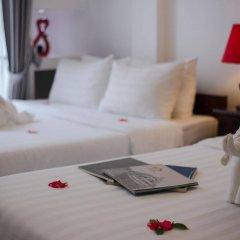 Отель Hanoi 3B Ханой комната для гостей фото 2