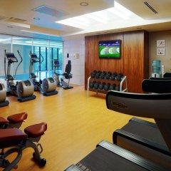 Новосибирск Марриотт Отель фитнесс-зал фото 2