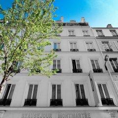 Отель B Montmartre комната для гостей фото 3