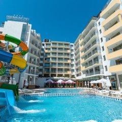 Отель Best Western Plus Premium Inn Солнечный берег бассейн фото 2
