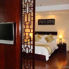 Отель Royal Court Hotel Китай, Шанхай - отзывы, цены и фото номеров - забронировать отель Royal Court Hotel онлайн комната для гостей фото 2