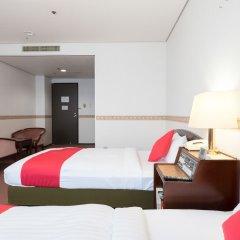 Отель OYO Hotel Toyama Joshi Koen Япония, Тояма - отзывы, цены и фото номеров - забронировать отель OYO Hotel Toyama Joshi Koen онлайн комната для гостей фото 3