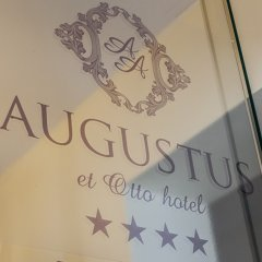 Hotel Augustus et Otto сауна